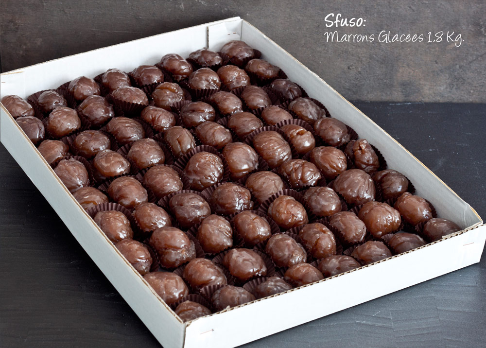 Sfuso Marrons Glacèes